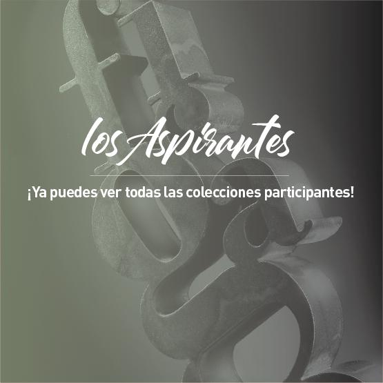 ¡Las colecciones participantes, ya online!