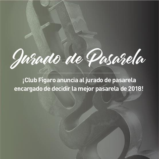 Club Fígaro anuncia su jurado de pasarela para la edición 2018 de los Premios de la Peluquería Española