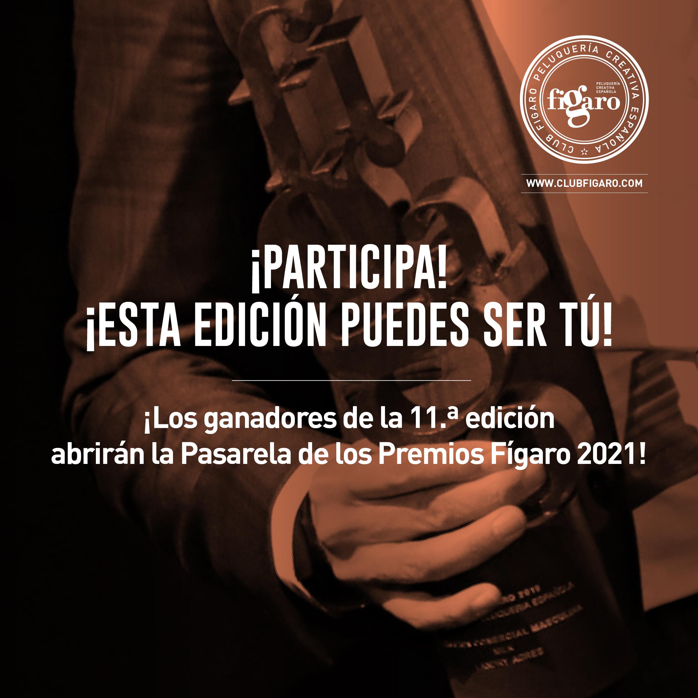 LOS GANADORES DE LOS PREMIOS FÍGARO 2020 SERÁN LOS ENCARGADOS DE ABRIR LA PASARELA FÍGARO DE LA PRÓXIMA EDICIÓN