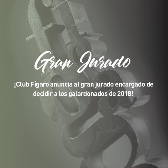 Club Fígaro anuncia el jurado de los Premios de la Peluquería Española 2018