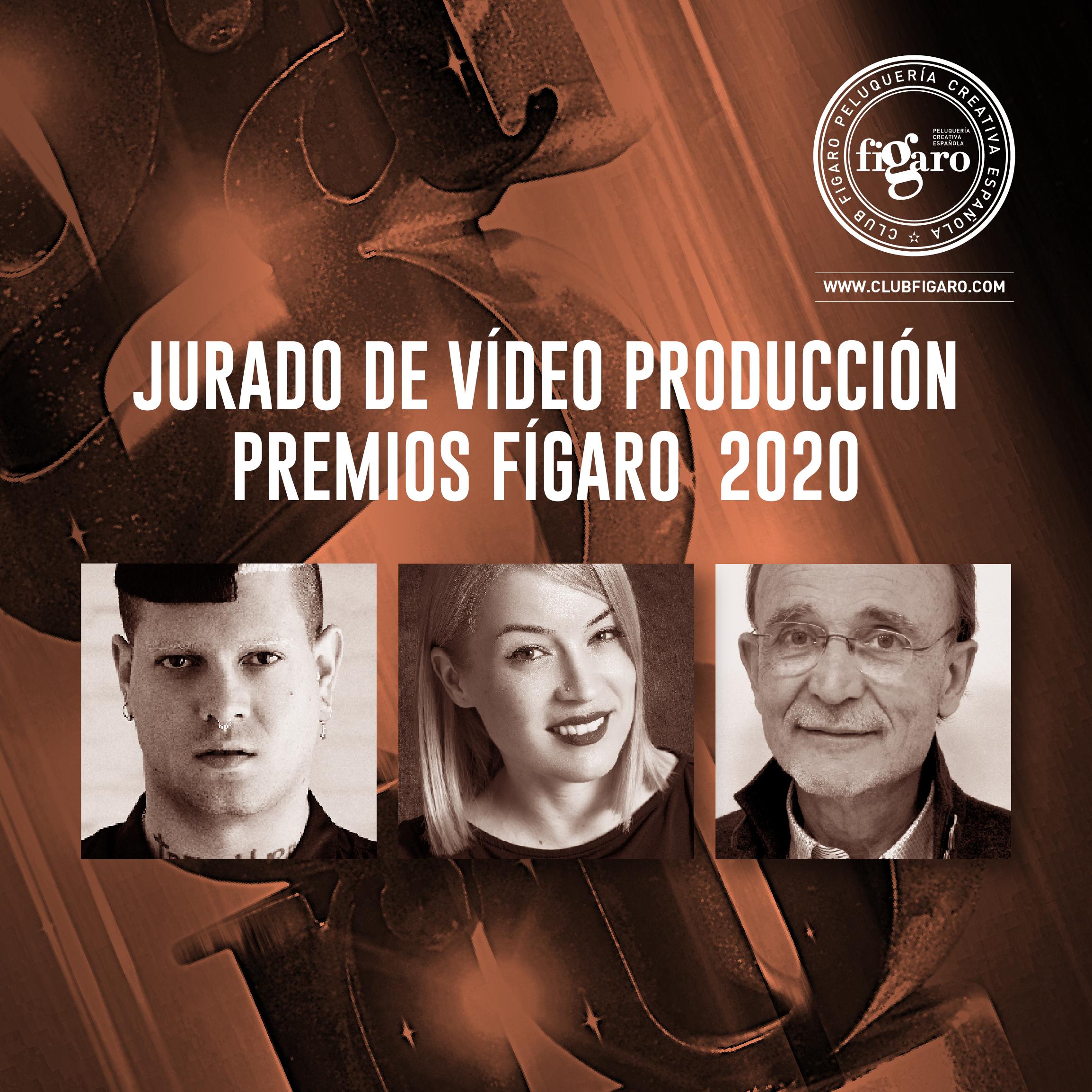 Jurado de vídeo producción premios Fígaro