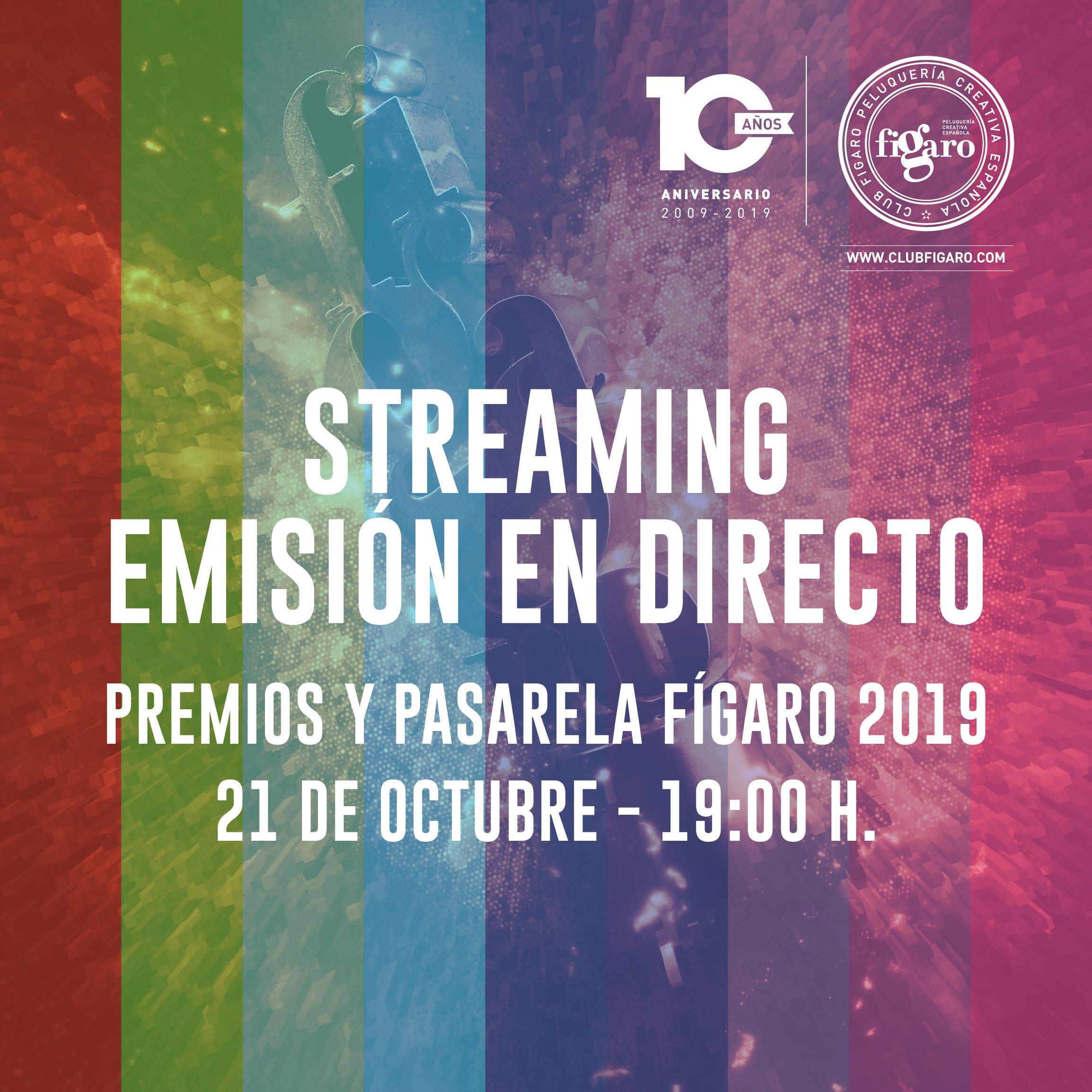 La 10ª edición de los Premios Fígaro, en directo