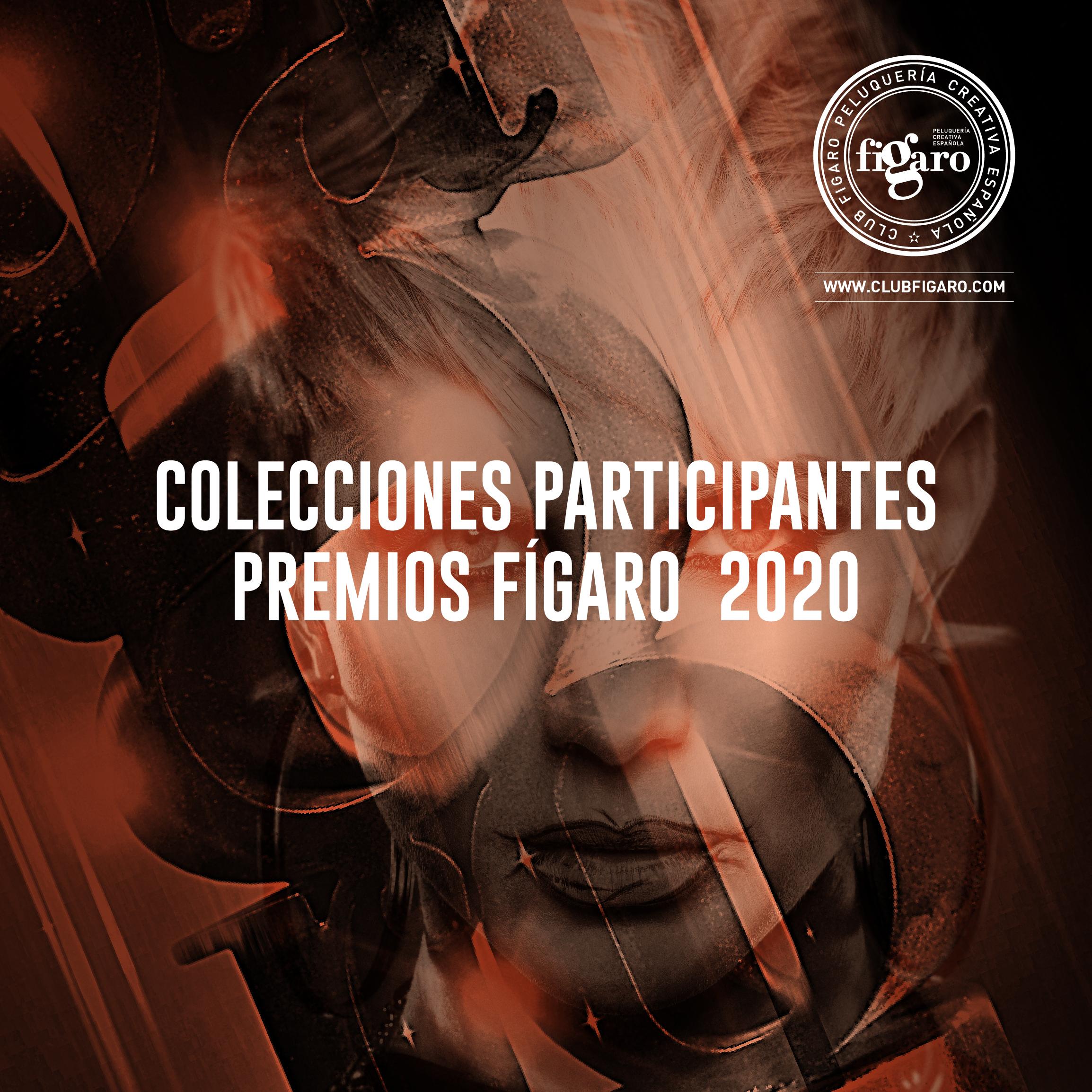 COLECCIONES PARTICIPANTES FÍGARO 2020