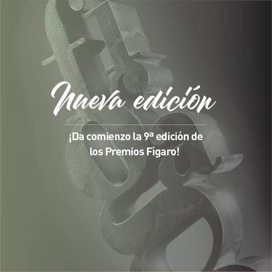 Da comienzo la 9ª edición de los Premios Fígaro