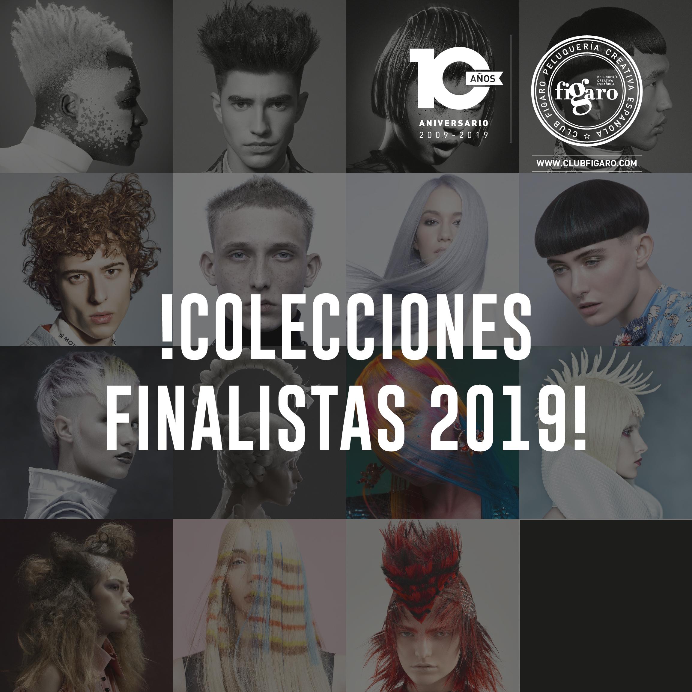 Club Fígaro anuncia los finalistas de los Premios de la Peluquería Española 2019
